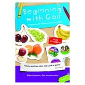 Beginning with God (Pre-school)